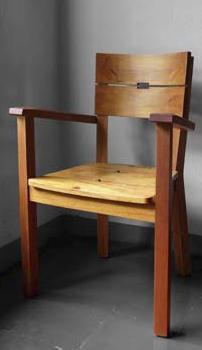 silla concheña con vrazos