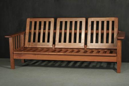 sofa Banca de tres plazas