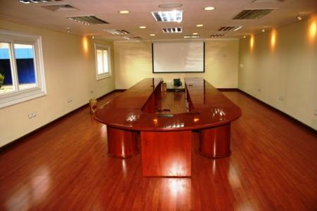 La mesa Generala instalada en TRANYCOP