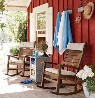 Rocking Chair Gran Lago