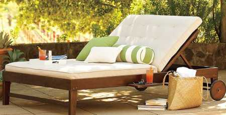 Chaise Lounge Apoyo