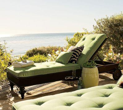 Chaise Lounge Blanca